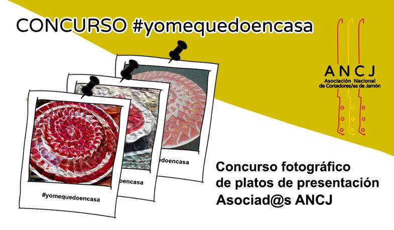 Concurso fotográfico #YoMeQuedoEnCasa ANCJ