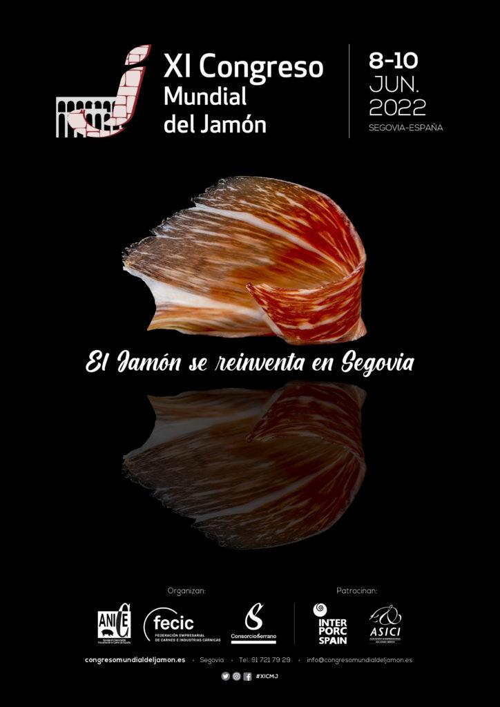 Segovia acogerá el XI Congreso Mundial del Jamón en 2022