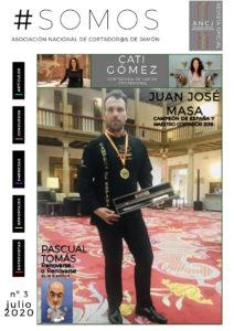 Revista ANCJ #SOMOS Número 3