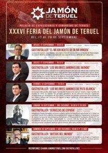 Gastrotalleres Feria del Jamón de Teruel