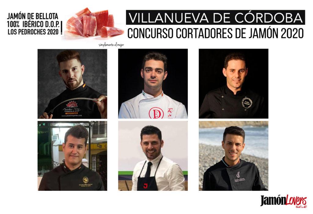 XX Concurso Nacional de Cortadores de Jamón de Bellota 100% Ibérico DOP Los Pedroches