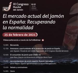 El mercado actual del jamón en España