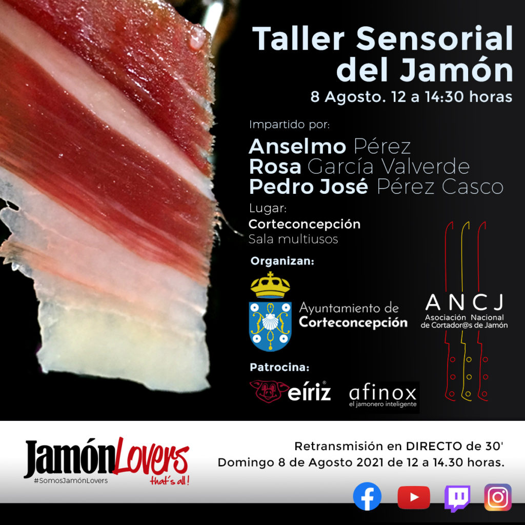 Taller sensorial del Jamón