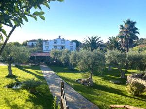 Alojamientos Rurales Villamartin Corteconcepción Huelva