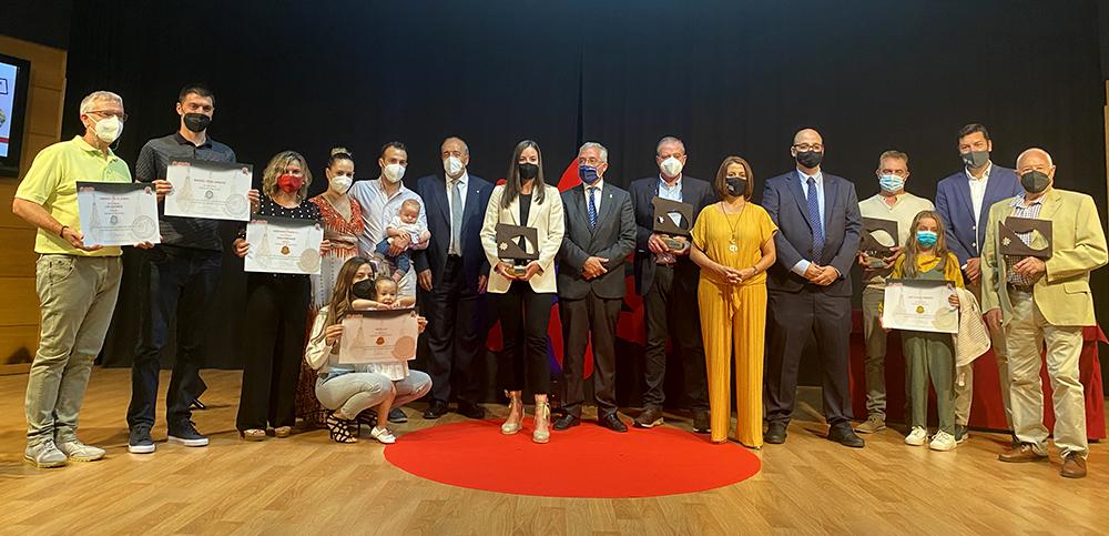 Ganadores Concurso Calidad Jamón DOP Teruel 2021