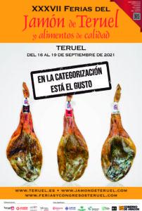 XXXVII Feria del Jamón de Teruel