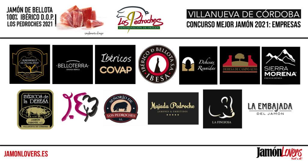 Concurso al mejor Jamón de Bellota 100% Ibérico DOP Los Pedroches 2021
