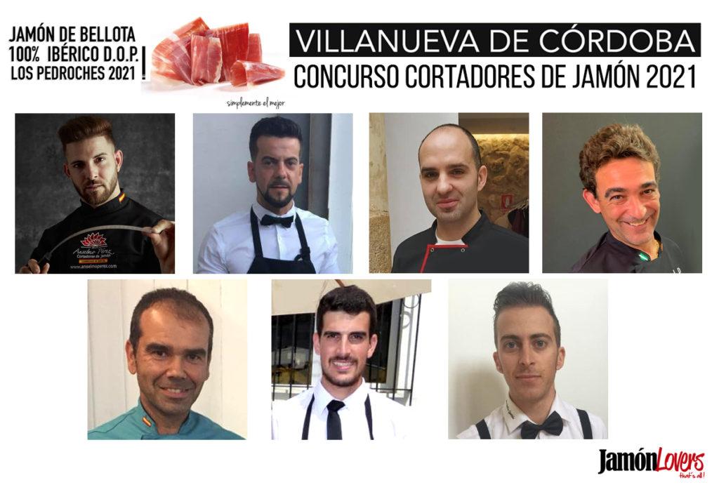 XXI Concurso Nacional de Cortadores de Jamón de Bellota 100% Ibérico DOP Los Pedroches